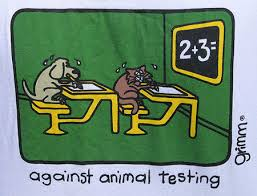 Grimm - Against Animal Testing