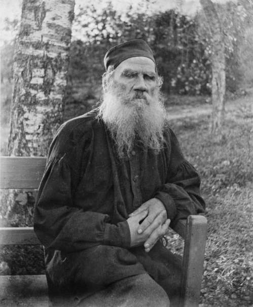 Tolstoy in 1897